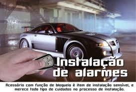 Alarmes Automotivos Melhor Valor no Jardim Maria Luiza - Instalação de Alarme Automotivo Preço